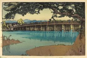 Yoshida Hiroshi: Seta Bridge