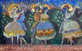 Sergei Jurjewitsch Sudeikin: Ballett, undatiert