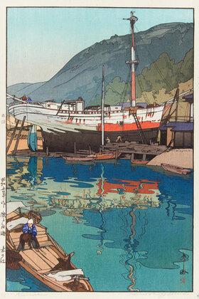 Yoshida Hiroshi: Das Binnenmeer