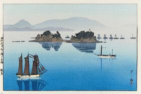 Yoshida Hiroshi: Nabeshima