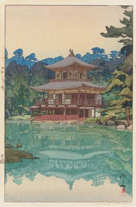 Yoshida Hiroshi: Goldener Pavillon