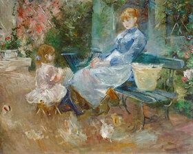 Berthe Morisot: Das Märchen