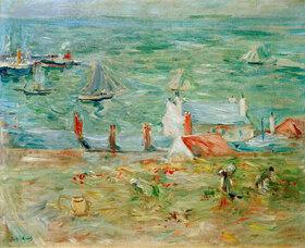 Berthe Morisot: Der Hafen von Gorey