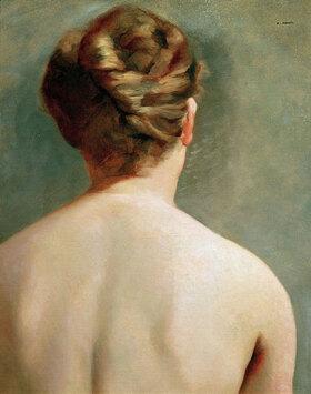 Eva Gonzales: Der Haarknoten