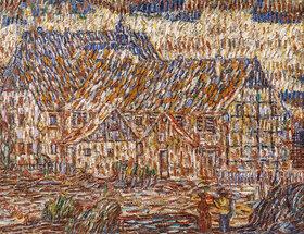 Christian Rohlfs: Häuser in Soest