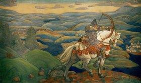 Nikolai Konstantinow Roerich: Ilja Muromez