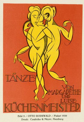 Tänze von Margarethe und Luise Küchenmeister
