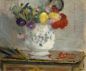 Berthe Morisot: Dahlien