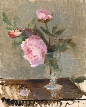 Berthe Morisot: Pfingstrosen