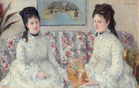 Berthe Morisot: Die Schwestern