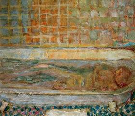 Pierre Bonnard: Bather