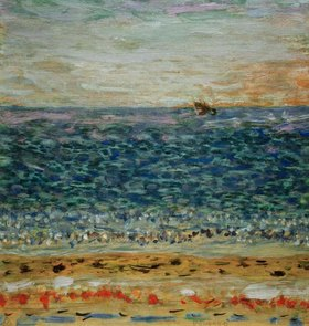 Pierre Bonnard: The Sea