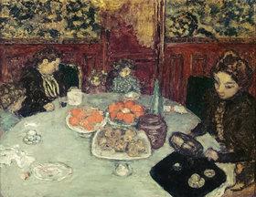 Pierre Bonnard: Breakfast