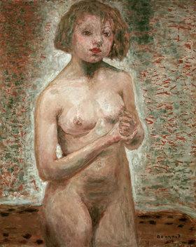 Pierre Bonnard: Nu, Akt
