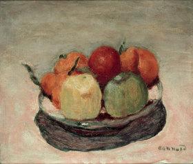 Pierre Bonnard: Obstteller oder Die Äpfel