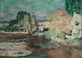 Pierre Bonnard: Blick über die Seine