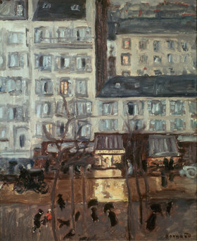 Pierre Bonnard: Boulevard de Clichy