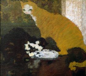Pierre Bonnard: Die Katzen