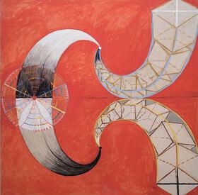 Hilma af Klint: The Swan No