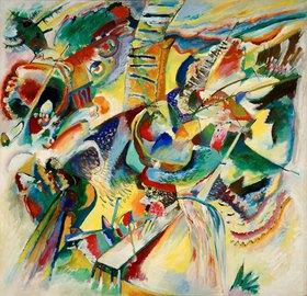 Wassily Kandinsky: Improvisation Klamm,  Juli