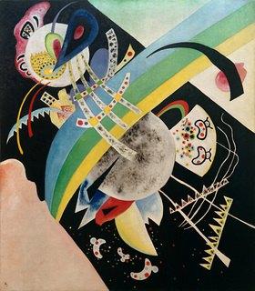 Wassily Kandinsky: Kreise auf Schwarz