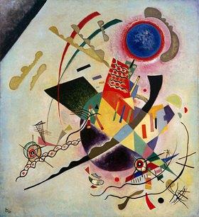 Wassily Kandinsky: Blauer Kreis