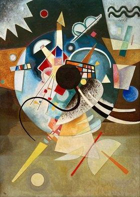 Wassily Kandinsky: Ein Zentr
