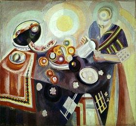 Robert Delaunay: Kaffeekanne oder Portugiesisches Stillleben