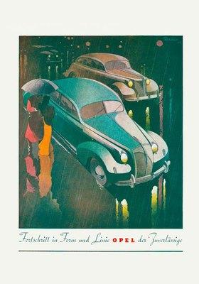 Opel / Plakat