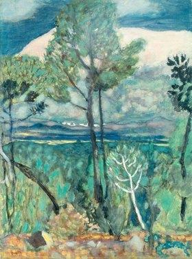 Pierre Bonnard: Landscape