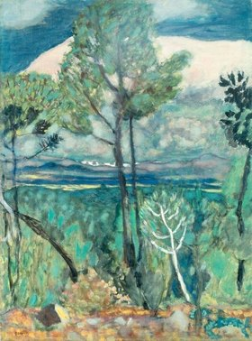 Pierre Bonnard: Landschaft