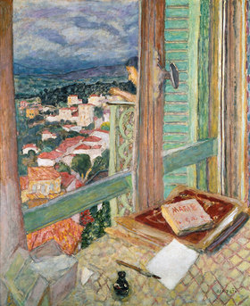 Pierre Bonnard: The Window