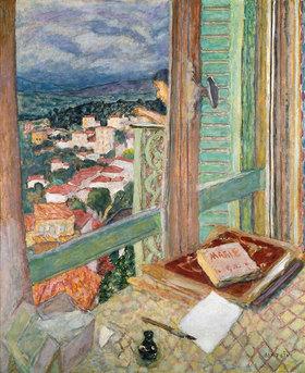 Pierre Bonnard: The Window