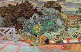 Pierre Bonnard: Die Terrasse