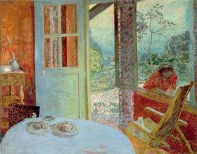 Pierre Bonnard: Ein Esszimmer auf dem Land
