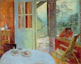 Pierre Bonnard: The Country Dining Room
