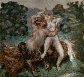 Pierre Bonnard: Nachmittag eines Fauns
