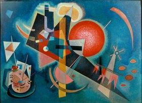 Wassily Kandinsky: Im Blau