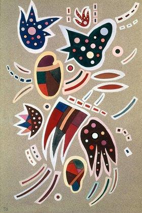 Wassily Kandinsky: Gouache