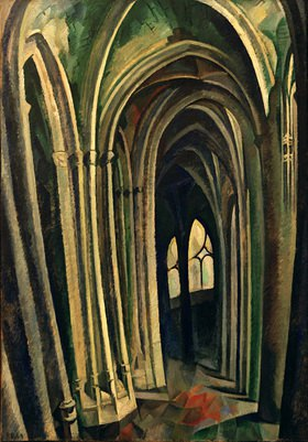 Robert Delaunay: Saint-Séverin No