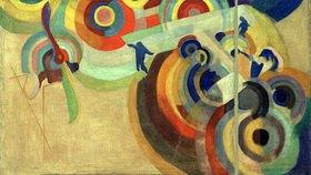 Robert Delaunay: Hommage Biériot No