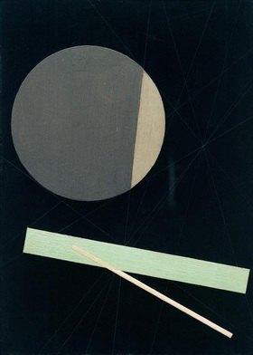 László Moholy-Nagy: Composition TP