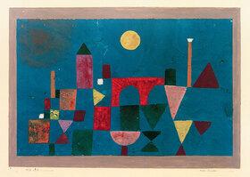 Paul Klee: Rote Brücke
