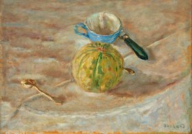 Pierre Bonnard: La tasse bleue