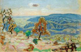 Pierre Bonnard: Paysage de montagne