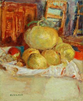 Pierre Bonnard: Nature morte avec fruits