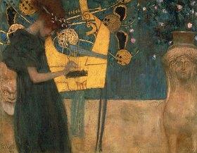 Gustav Klimt: Die Musik