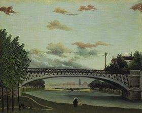 Henri Rousseau: Die Brücke von Charenton