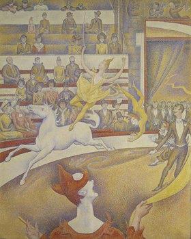 Georges Seurat: Der Zirkus