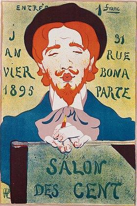 René Georges Hermann-Paul: Salon des Cent